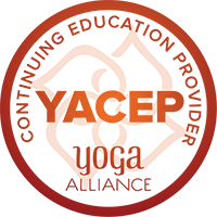 Yoga Alliance - YACEP Certification